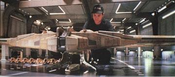 Star wars les maquettes officielles des films ! Mod-hanger